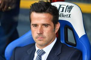 Everton boss Marco Silva lays down demand to two stars to boost team morale
