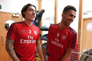 why dani ceballos is ideal arsenal signing who will 'go through thick and thin' for gunners - hector bellerin