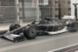 proposed 2021 f1 car design shown for first time
