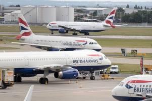 British Airways strike dates revealed as passengers fear delays