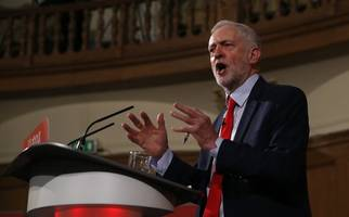 Britain's Labor Party Leader Accuses Conservatives Of Failing Generation Of Children