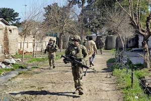 Latest U.S. Combat Deaths In Afghanistan Make 2019 Death Toll Highest In 5 Years