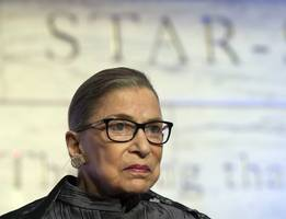 Supreme Court Justice Ginsburg Undergoes Treatment For Pancreatic Tumor