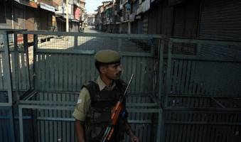 the indian government insists all is well in kashmir. but the communications shutdown continues