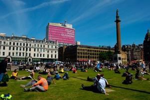 Mini heatwave to hit Scotland tomorrow as temperatures set to rise