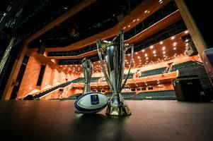 champions cup and challenge cup fixtures release live as welsh regions discover new season's schedule