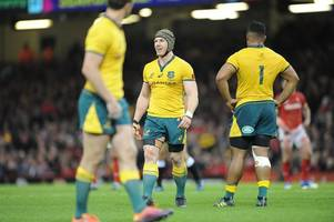 the verdict on the australia squad wales have to beat at the rugby world cup as wallabies draft in unknown teenager