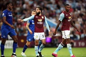 'outside noise' how the national press reported aston villa's everton victory