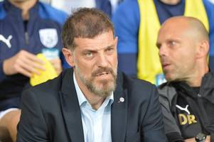 Slaven Bilic makes West Brom promise - and offers insight into gruelling schedule