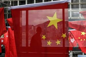 british consular worker released from detention in mainland china