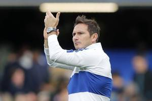 lampard hails chelsea young guns but wants finishing improvements