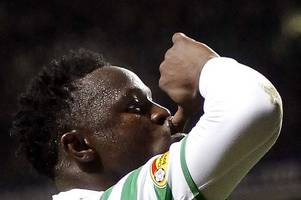 victor wanyama's celtic transfer tease as midfielder hints at parkhead return