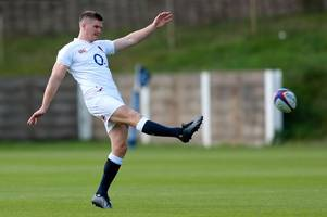 England v Ireland Rugby World Cup warm-up kick-off time, TV channel and team news
