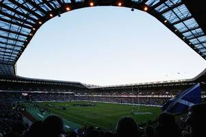 Scotland v France Rugby World Cup warm-up kick-off time, TV channel and team news