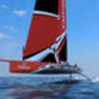 America's Cup: Teams preparing to launch first race boats as World Series nears