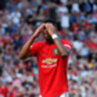 Football: Late Crystal Palace strike stuns Man United