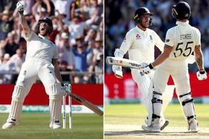 Arise Sir Ben Stokes! England fans hail Ashes star after sensational batting performance