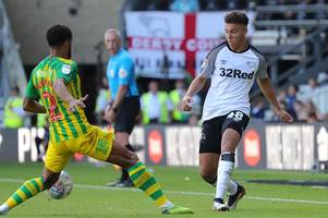 'Got to be patient' - Derby County and West Brom fans give their verdict on penalty-dominated draw
