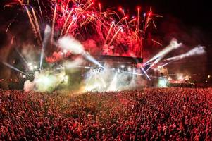 Man, 19, dies at Creamfields dance festival after falling ill