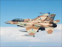 israeli jets hit targets in syria 'to prevent iranian drone attack'
