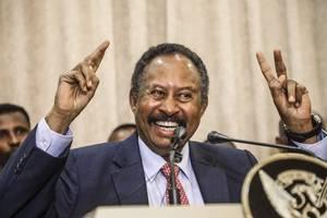 sudan needs up to $10 billion in aid to rebuild economy, says newly-elected pm abdalla hamdok