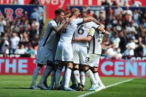 Swansea City 3-0 Birmingham City: Rampant Swans maintain stunning start thanks to Naughton, Celina and Borja goals