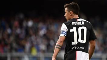 psg 'already working' on paulo dybala image rights ahead of proposed move from juventus