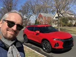i drove a $48,000 blazer to see if chevy's revival of the famous suv lives up to its reputation (gm)