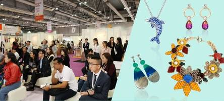 asia's fashion jewellery & accessories fair -- september (9fj) networking hub: staying ahead of the curve