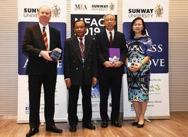 international finance experts gather in sunway university to discuss financial innovation