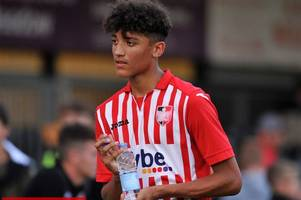 exeter city youngster ben chrisene linked with chelsea move after being invited to train by frank lampard
