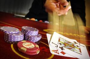 gambling addict: 'i blew £30,000 on casinos and lost my wife but i am living proof that you can turn your life around'