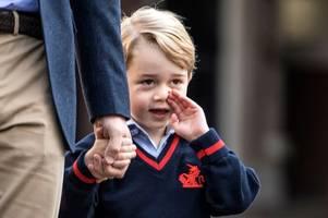 good morning america's lara spencer slammed over 'insensitive' prince george ballet comment