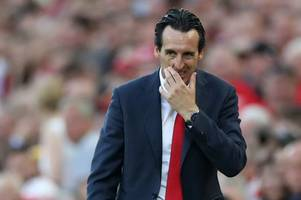 arsenal boss unai emery blasted by danny murphy after liverpool run riot again