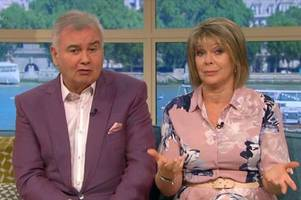 This Morning fans in hysterics after Eamonn Holmes cuts off 'moaning' guest
