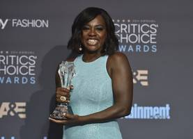 first ladies: oscar-winner viola davis to play michelle obama in new political drama
