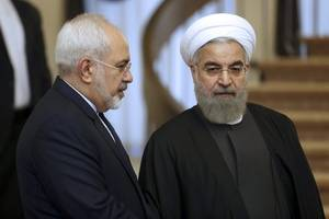 iran has special interest  in gulf stability, zarif tells japan