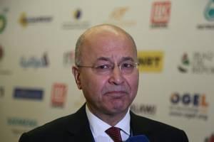 Iraqi leaders condemn air raids targeting Iran-backed militias