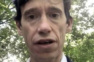 tory leadership flop rory stewart spouts over drug crisis his party won't fix