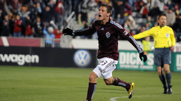 former rapids, dynamo forward colin clark dies of heart attack at 35