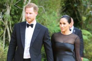 queen rejected meghan markle and prince harry's housing request as it 'wasn't appropriate'
