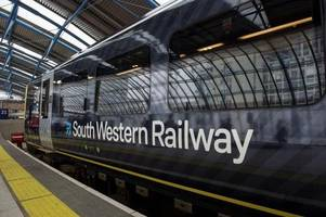 four-day south western railway strike to disrupt exeter passengers this weekend