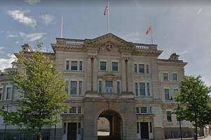 kent county council social worker suspended after groping junior colleague