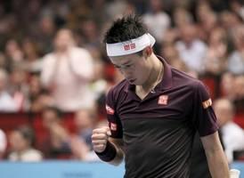 past runners-up nishikori advances at us open