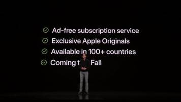 the biggest question mark about apple's new tv service is price — and it's going to be a huge factor if apple hopes to compete with netflix and disney plus (aapl, nflx, dis)