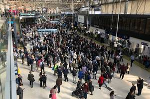 four-day south western railway strike to go ahead after rmt confirms action