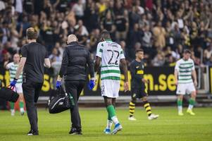 odsonne edouard makes celtic fitness statement as moritz bauer could debut against rangers