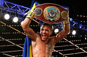 dance lessons key to lomachenko success, he's one of the best since ali - frank warren