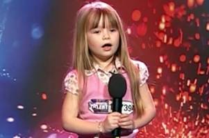 britain's got talent's connie talbot stuns fans with unrecognisable transformation from first appearance
