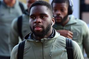 celtic star odsonne edouard delivers 13-word injury update ahead of rangers old firm derby